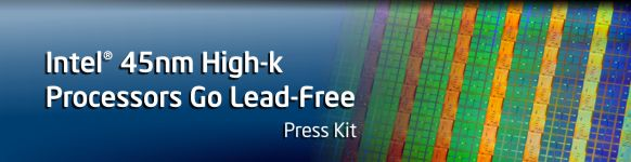Intel® Processors Go Lead-Free