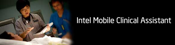 PRESS KIT – Intel Mobile Clinical Assistant