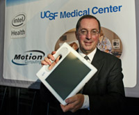 Intel's mobile clinical assistant platform