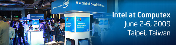 Intel at Computex 2009