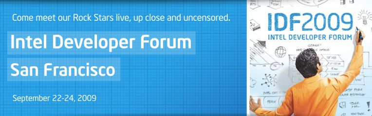 Intel Developer Forum (IDF)