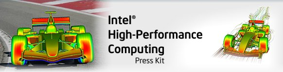 PRESS KIT – Intel® High-Performance Computing