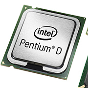 Intel® Pentium® D processor with the Intel® 975X Express Chipset