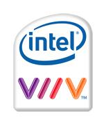 Intel® Viiv™ logo